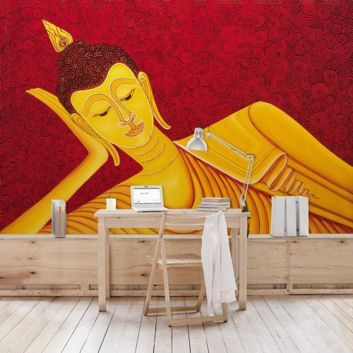 Taipei Buddha - fototapet vlies