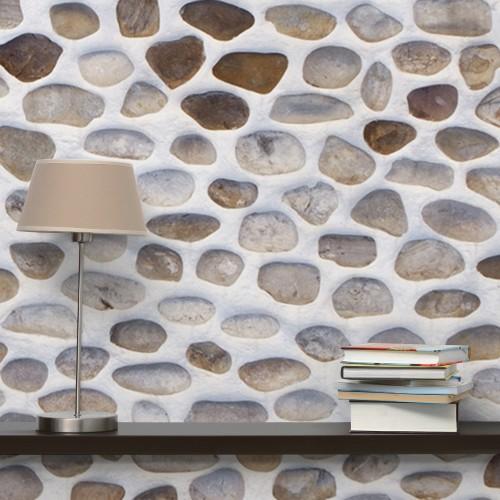 Zidul andaluzian de piatra - fototapet vlies