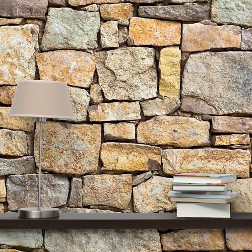 Zidul croat din piatra - fototapet vlies
