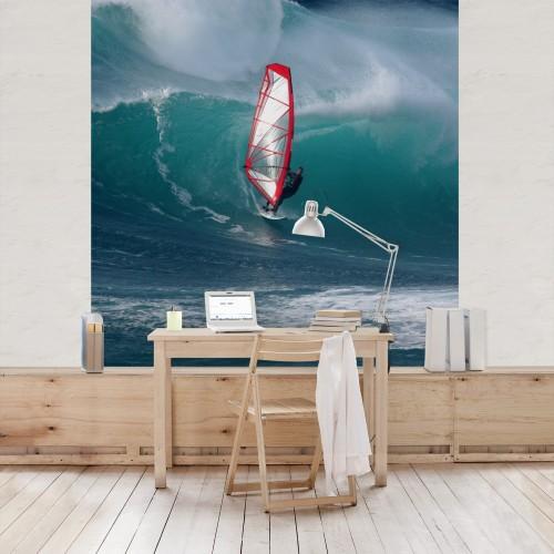 Surferul - fototapet vlies