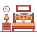 Tapet dormitor
